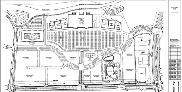 Tattersall Park Nov 2015 site plan