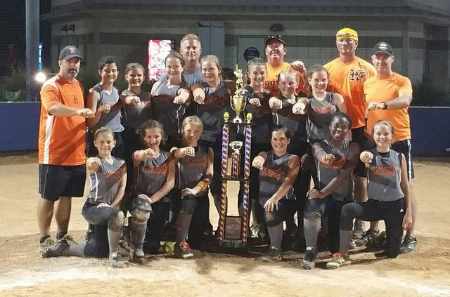 Hoover 12U Strykers 2016