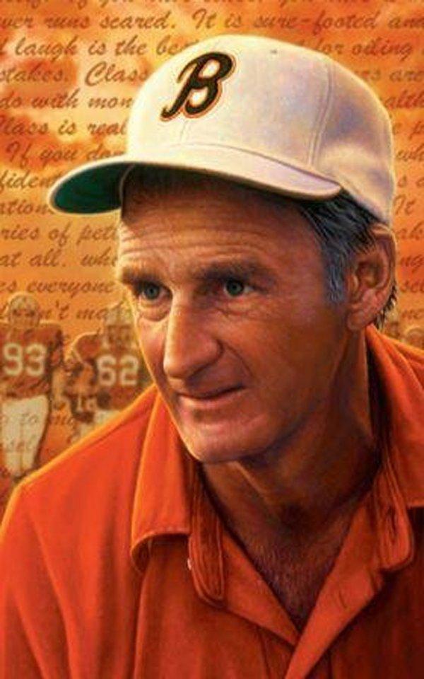 Hoover Coach Bob Finley