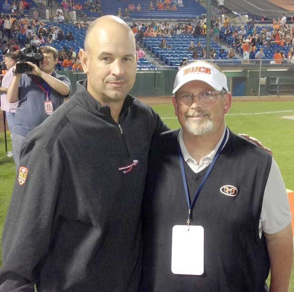 Former Bucs Coach Jeremy Pruitt