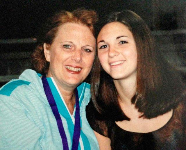 Brenda Ladun Conquer Cancer Run 2014