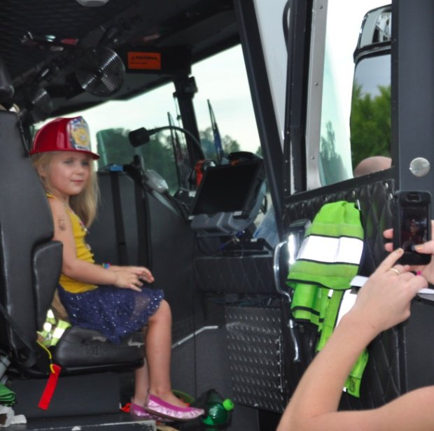 Hoover 2016 National Night Out 4
