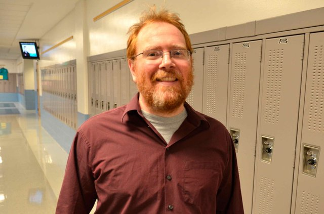 Hoover 2013 Teacher of the Year Craig Thompson