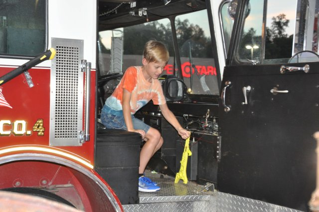 Hoover 2016 National Night Out 27