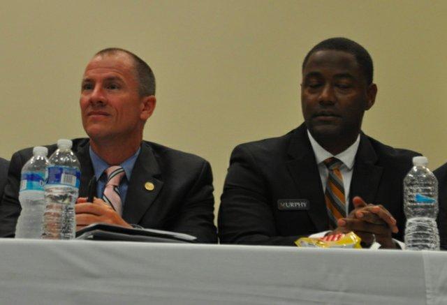 Bluff Park election forum 8-9-16
