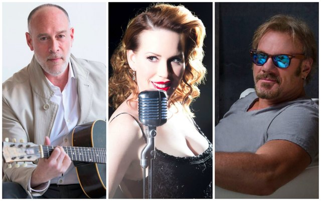 Marc Cohn, Molly Ringwald, Phil Vassar