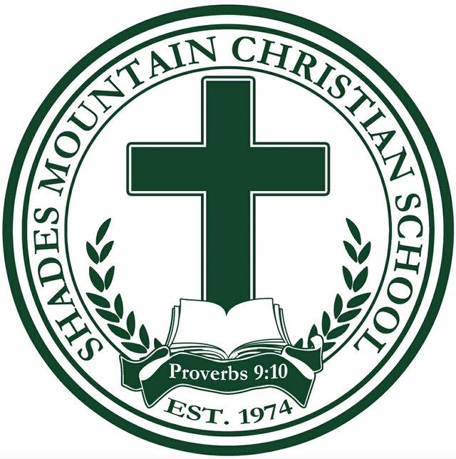 Shades Mountain Christian School logo