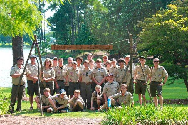 Scout Troop 93 Bob's boys 3