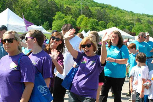 Walk for Lupus Now 2014