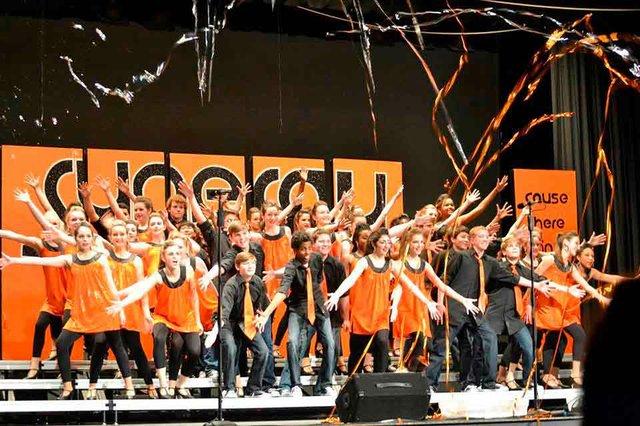 Simmons Show Choir 2014