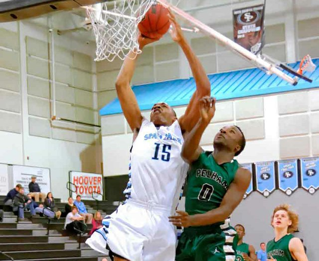 Spain Park center Austin Wiley 1