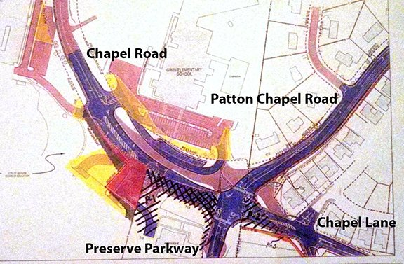 Patton Chapel Road Phase III