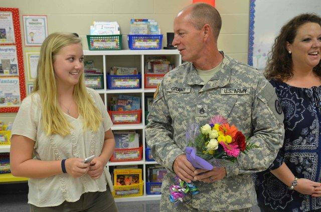 Soldier surprise 9-7-16