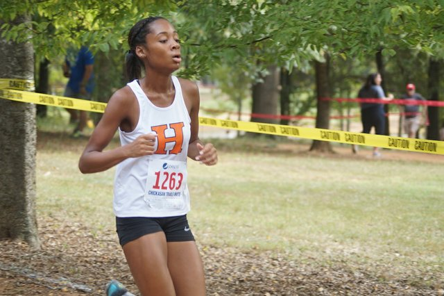 Hoover cross country