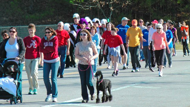 LifeSaver Walk for Life planned for Valleydale Church