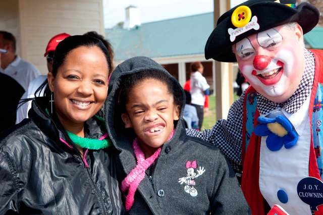 Walk with Me to support Easter Seals of the Birmingham Area