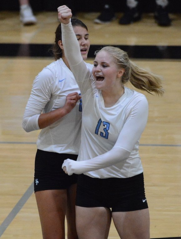 Spain Park Volleyball