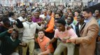 Hoover High celebrates 2013-2014 state titles football