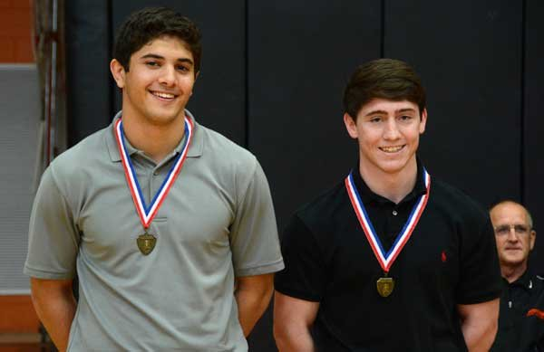 Hoover High celebrates 2013-2014 state titles Wrestling