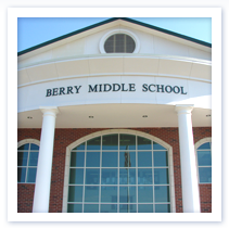 Berry Middle School