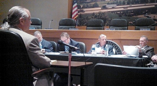Council's concern with BOE finances drives interview questioning