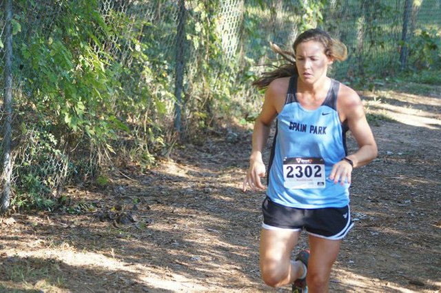 Spain Park cross country