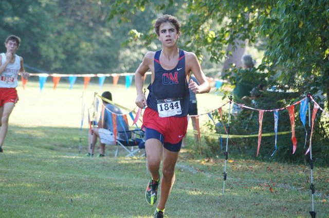 Oak Mountain cross country