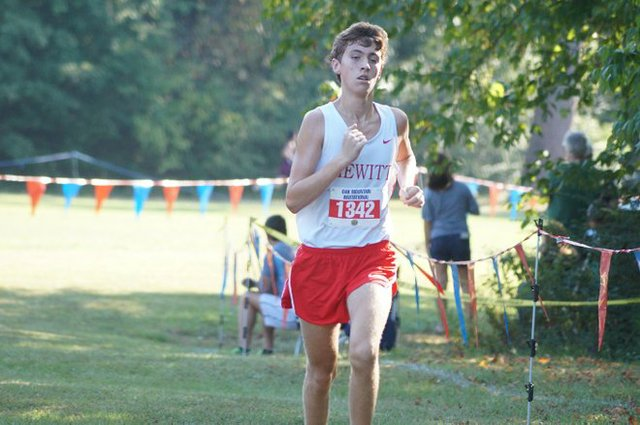 Hewitt-Trussville cross country