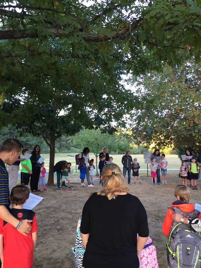 See You at the Pole SSC Elem 2016-2