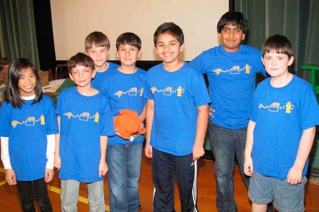 Deer Valley Robotics team