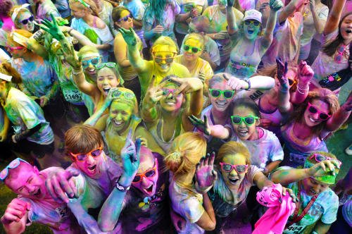 Color Me Rad 5K coming to the Hoover Met