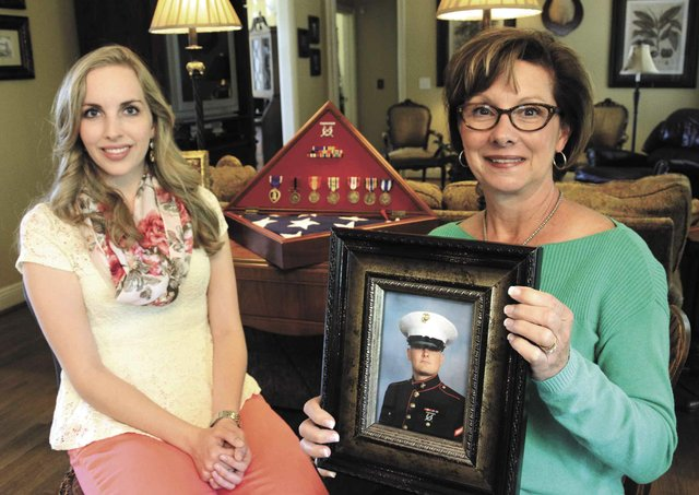 Hoover family reaching out to soldiers serving overseas