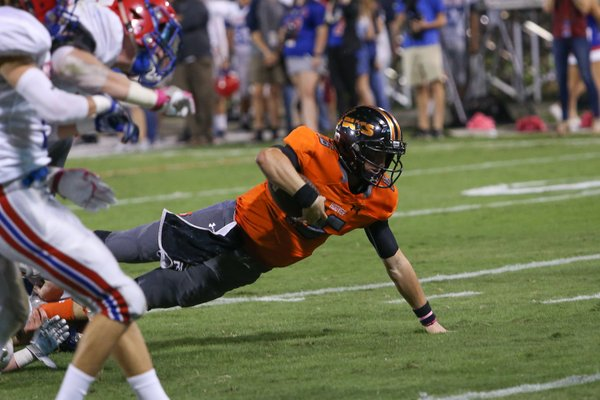 Vestavia Hills vs. Hoover Football